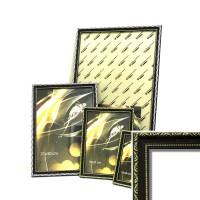 Ф/рамка пластик (1700C) 13*18 17мм микс(40)