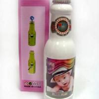 Ф/рамка-копилка Бутылка 2ф 6*9 пластик  (144)LM7348