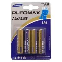 Бат. Samsung Pleomax LR06 BL4 (40)