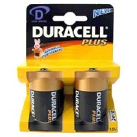 Бат. Duracell LR20 BL2 (20)