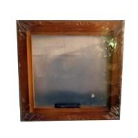 Деревянная рамка для плитки 11*11см(100)CY-21