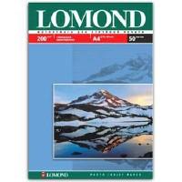 Ф/бум. Lomond  200г/м2 А4 гл.(50л.)(1/18)0102020