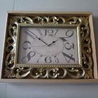 Часы пластик АМПИР прямоугольник45*60(6)6015-1A