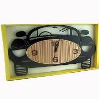 Часы пластик РЕЗНЫЕ МАШИНКА 54см(20)932АКЦИЯ