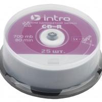 ДИСК INTRO  CD-R 52x  Cakebox50 (50)