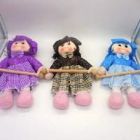 """Панно текстильное  настенное """"Кукла-кормашки"""" для мелочей 35146-6(200)"""