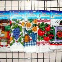 Полотенце кухонное  подарочное 16036-6