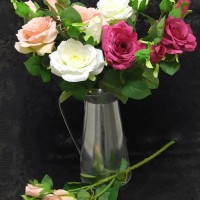 FF/Букет Роз из 24шт. 32см (0424-2) 6 цветов