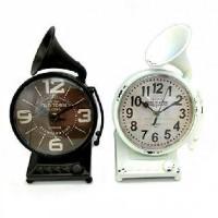 Часы настольные металл ГРАММОФОН 27*17см(12)14ATC397/399