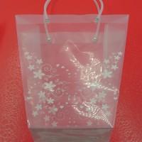 Сумка  подарочная  29х21х12 см / пластик  10793-11