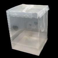 Коробка подарочная 29х21х12 см / пластик  10793-12